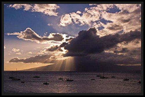 Maui Sunset I