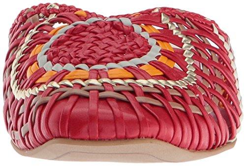 Woven Dolce Multi Vita Femmes Red nxx6gXBq