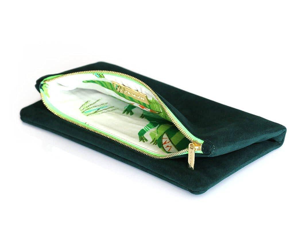 11 x 6 in Victoria Khoss Womens Crocin Bag Foldover