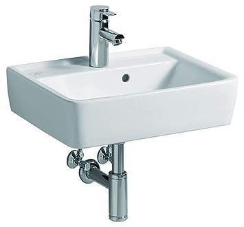 Gut bekannt Keramag Handwaschbecken Renova Nr.1 Plan, 272150 50x38cm weiß PM23
