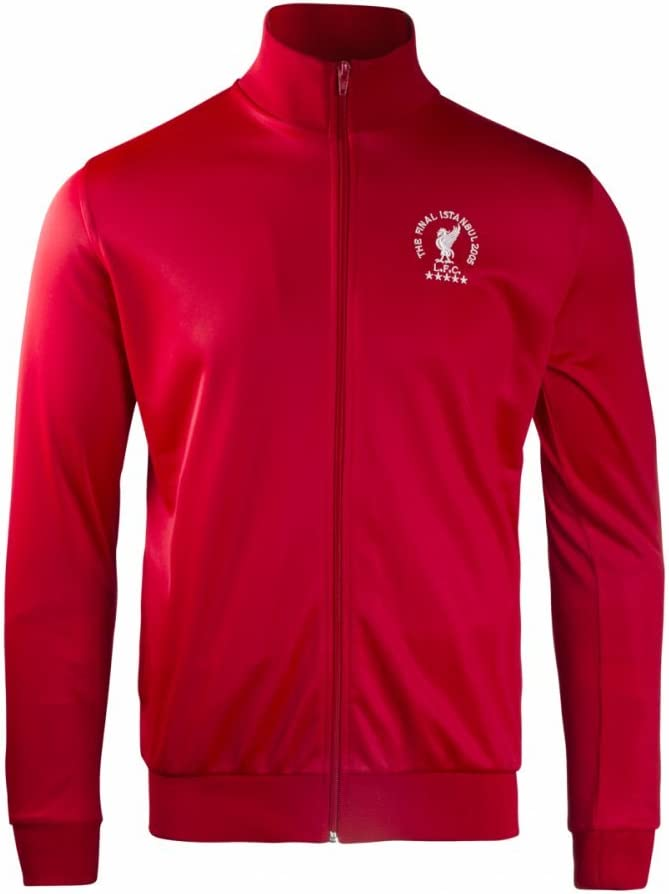 FC Liverpool Walk Out Team Jacket Istanbul 2005 CL Final