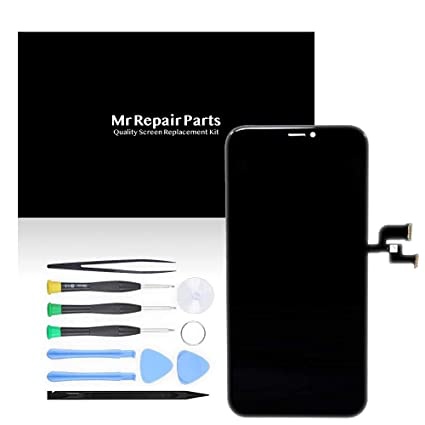 lowest price d9611 fb166 Mr Repair Parts for iPhone X 5.8