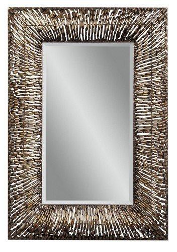 Bassett Mirror Zola Wall Mirror, Copper