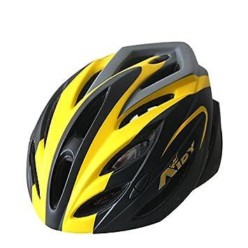 Eco-Friendly Super Light Casco Integralmente Bike, Casco Ligero Ligero Mountain Bike Helmets para