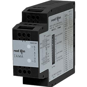 Red Lion IAMA 3-Way Isolator Linear Universal Signal Conditioning Module, 11-36 VDC