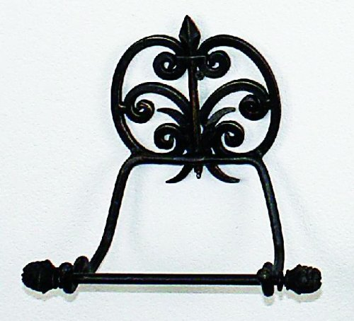 Gothic Wrought Iron Bed - 6