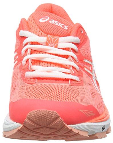 Scarpa Da Running Donna Asics Gt-1000 5 - Rosa Aw16