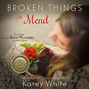 Broken Things to Mend Audiobook