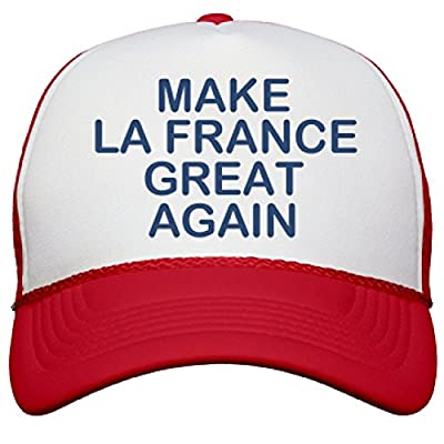 Make La France Great Again: Snapback Mesh Trucker Hat