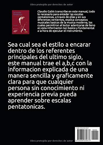 LAS ESCALAS PENTATÓNICAS: Amazon.es: GABIS, CLAUDIO: Libros