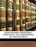 Aristoxenoy Armonika Stoichei, Aristoxenus and Aristoxenus, 1146733399