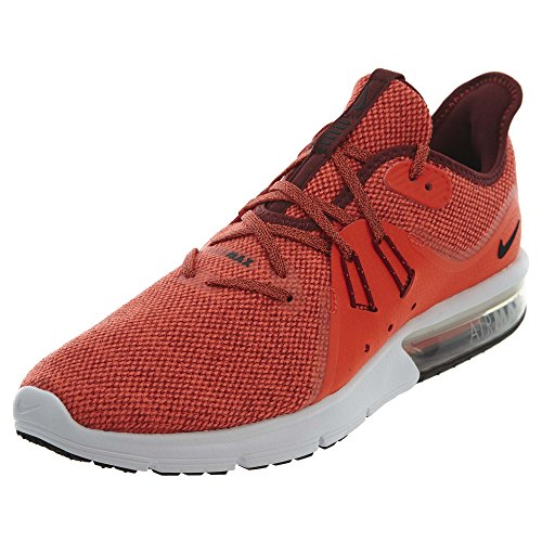 Team Max Air total Sequent Uomo Fitness da 3 Scarpe Red 600 Black Nike Multicolore xBRwq