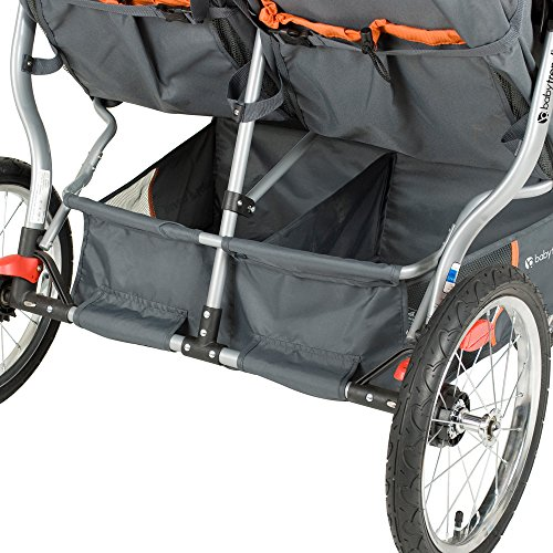 Baby Trend Navigator Double Jogger Stroller, Vanguard by Baby Trend (Image #2)