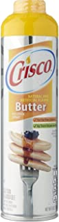 product image for Crisco Butter Flavor No-stick Cooking Spray, 6-ounce