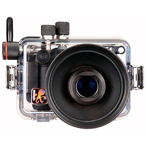 Underwater Fiber Optic - Ikelite 6147.16 Fiber Optic Underwater Housing for Canon Powershot G16 Digital Cameras