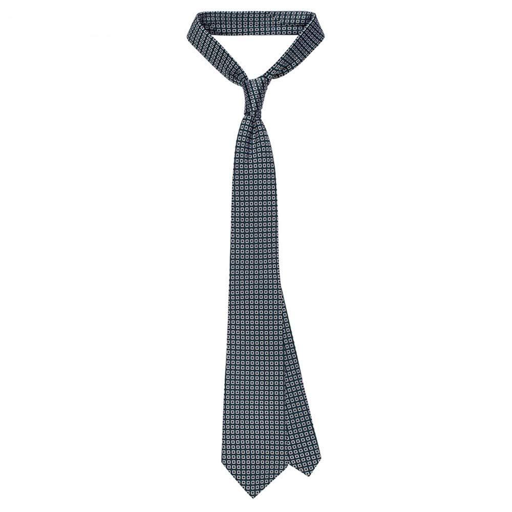 Wangwang454 Corbata Azul Marino, Patrón De Seda, Caballero De ...