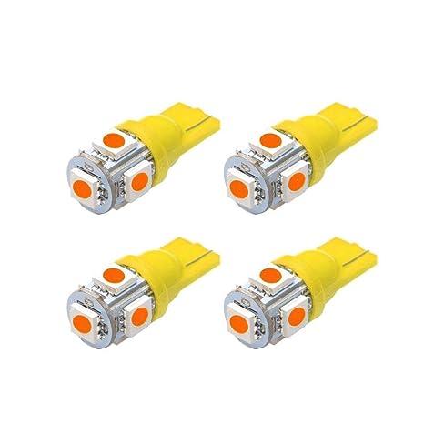 makergroup T10 194 Cuña miniatura bombillas LED W5 W 2825 158 192 168 194 12 V