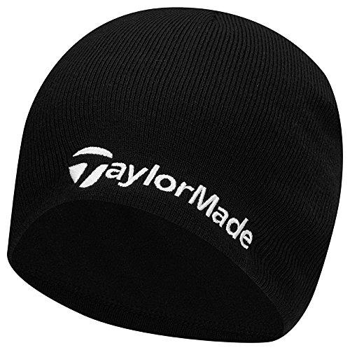 TaylorMade Golf 2017 black beanie