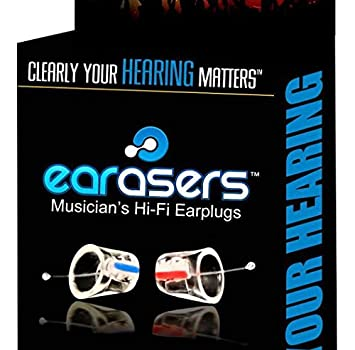 Workplace Hunting Motorcycles w//a Free Case /& Cleaning Cloth Concerts Sports /& Fitness Earasers Earplugs for Musicians Whistles Blowing and for Noise Sensitivity Conditions and More Medium