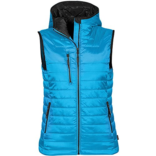 Black Gravity Electric Thermal Ladies Stormtech Blue Vest 0TwvYq