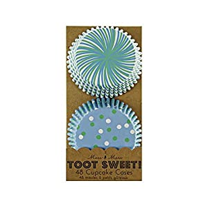 Toot Sweet Cupcake Cases 48 per pack - Pack of 2