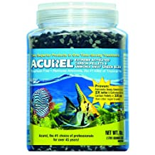 Loving Pets Acurel LLC Extreme Activated Carbon Pellets and Ammonia Away Green Blend, 60-Ounce