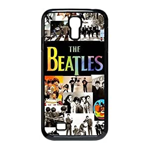Designed The Beatles Rock Band Hard Back Case Cover Samsung Galaxy S6 - Black