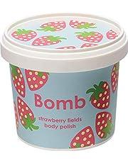 Bomb Cosmetics Strawberry Fields Vücut Peeling 375g 1 Paket (1 x 1 Adet)