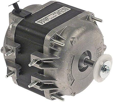 Elco Ventilador Motor L1 53 mm L2 53 mm L3 112 mm 50/60Hz 25 W ...