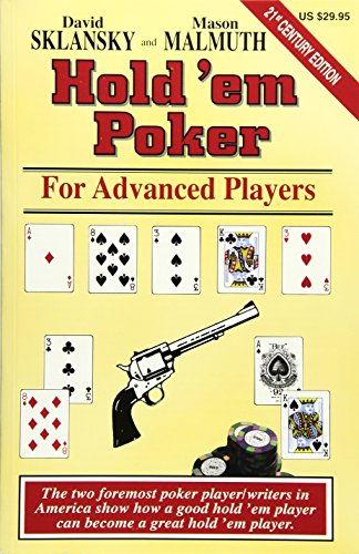 Hold 'em Poker: For Advanced Players (Best Poker Player In The World)