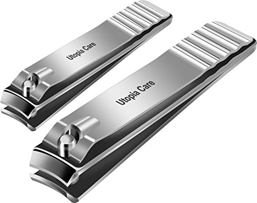 Nail Cutter/Clippers Set - Fingernail and Toe...