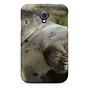 Defender Case With Nice Appearance (funny Sea Lion) For Galaxy S4