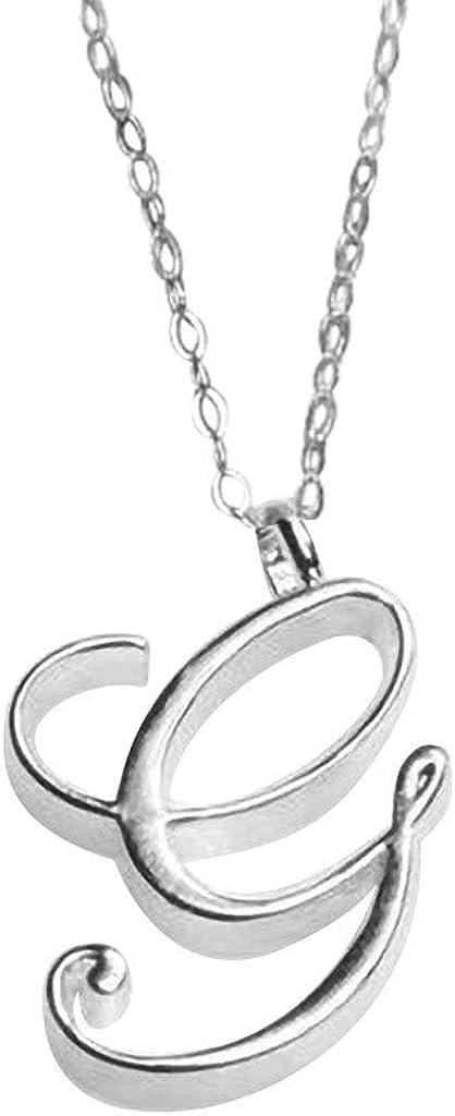 MRENVWS Winzige Silber Initial Herz Halskette-14K Silber gef/üllt handgemachte zierliche personalisierte Brief Herz Choker Halskette Geschenk f/ür Frauen Kinder Kind Halskette Schmuck