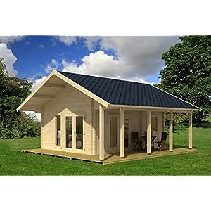 Best Epic Trends 515jekL4UfL._SS300_ Allwood Bella | 237 SQF Cabin Kit with 86 SQF Loft
