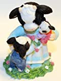 Enesco Mary's Moo Moos Roses Are Red, Violets Are Blue 119282