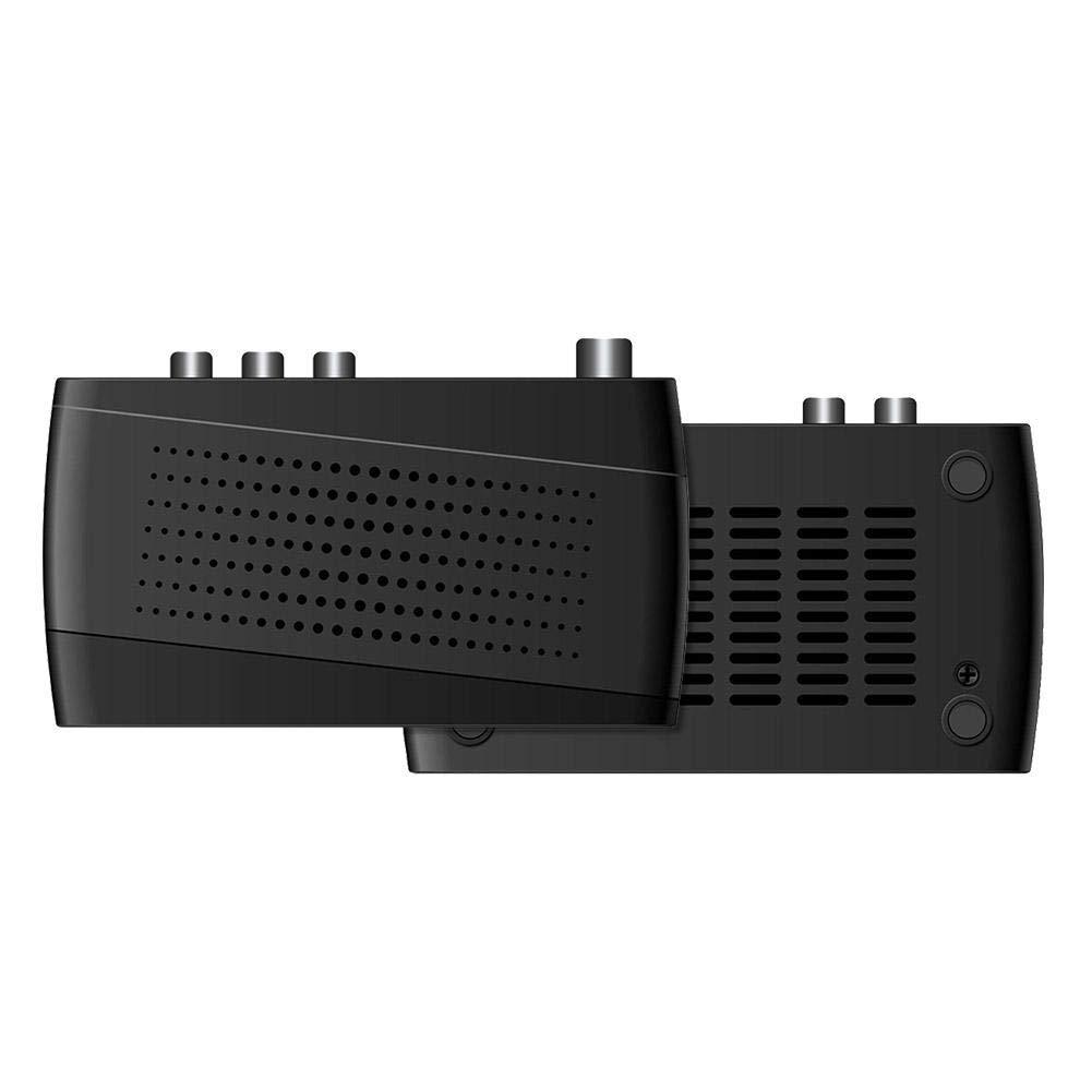 Full HD 1080P Set-Top Box Registratore USB HD DVB-T2 Tuner Terrestre Convertitore TV Analogico-Digitale Connetti HDMI Ricevitore TV Digitale