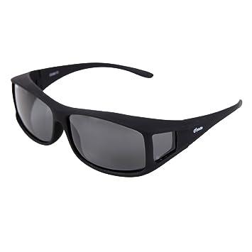 Yodo gafas de sol con lentes polarizadas para hombres y mujeres., gris: Amazon.es: Deportes y aire libre
