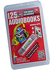 125 Classic AudioBook Collection Vol. 1 e-GO! Library