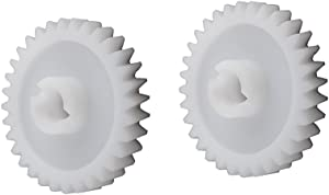 41A2817 41C4220A Drive Gears Compatible with Liftmaster Craftsman Chamberlain Sears Garage Door 1984-Current Replacement (2 Pack)