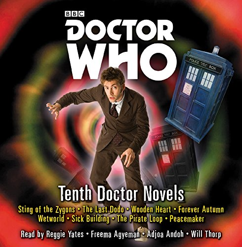 Doctor Who: Tenth Doctor Tales: 10th Doctor Novels by BBC Books