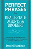 Perfect Phrases for Real Estate Agents & Brokers (Perfect Phrases Series)