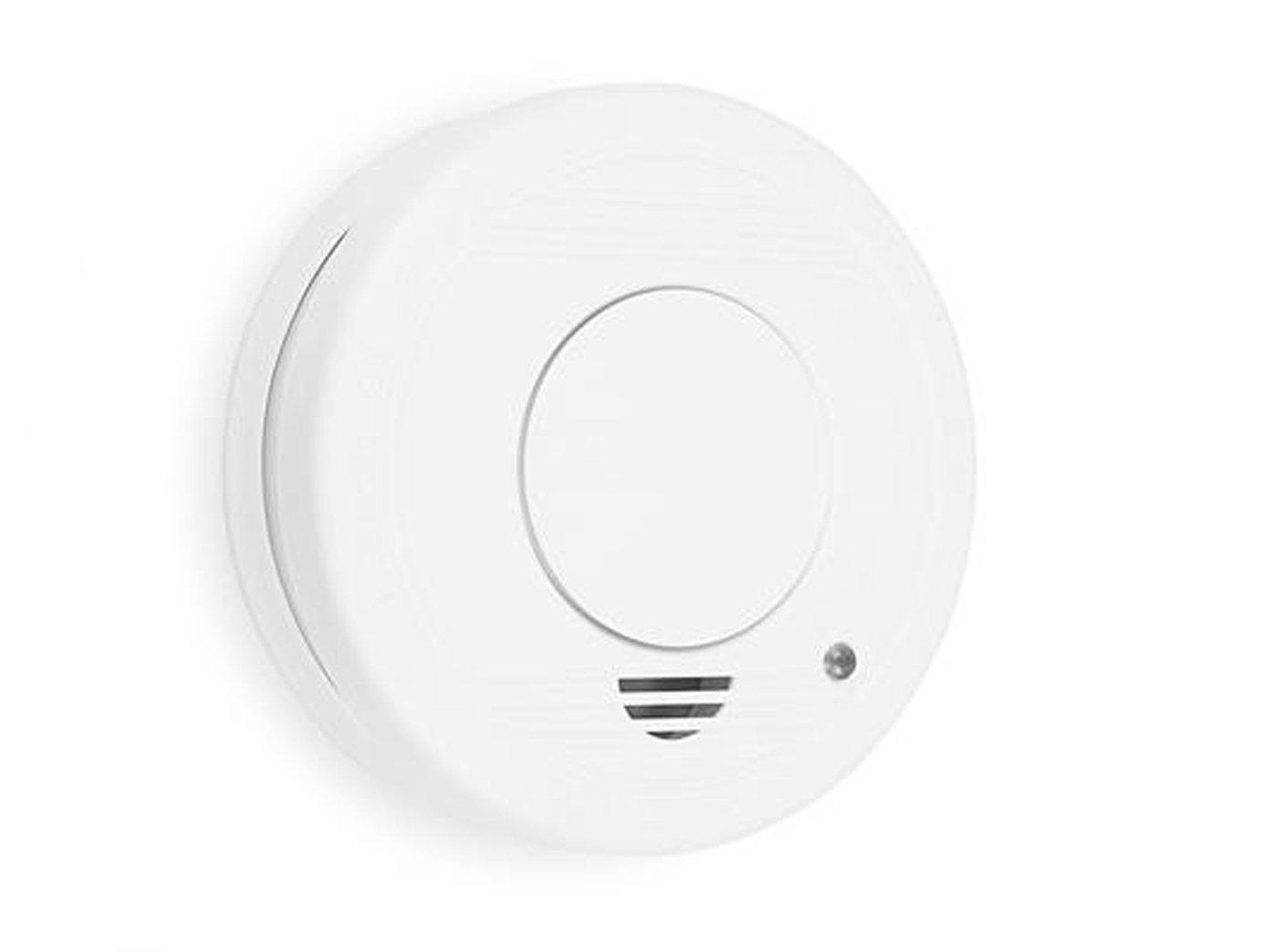 Smartwares Detector de Humo con fijación magnético, 85dB Alarma para fiable Protección contra Incendios: Amazon.es: Bricolaje y herramientas