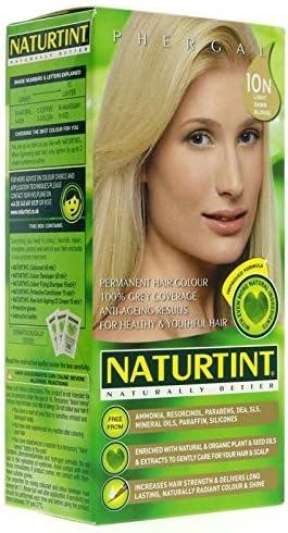 Naturtint, Naturtint Color permanente para el cabello – 10N ...