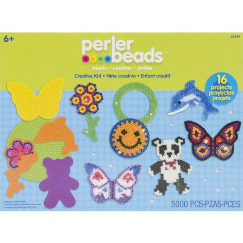 Perler Fuse Bead Kit Creative