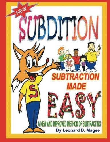 Download Subdition: Subtraction Made Easy ebook