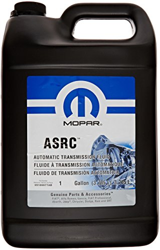 (Genuine Chrysler Accessories (5189977AB) AS68RC Automatic Transmission Fluid - 1 Gallon )