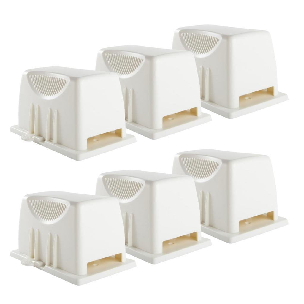 Kidco Outlet Plug Cover, 6 Pack