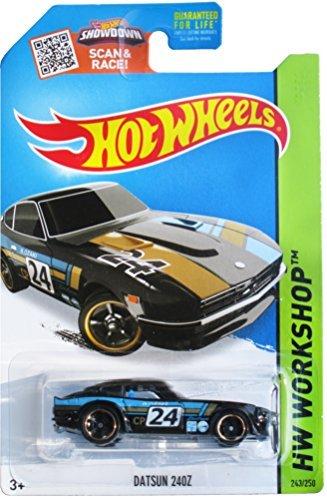 Top hotwheels datsun 240z hotwheels workshop