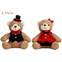 Ying Ling Crafts Teddy Bears Couple