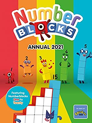 Numberblocks Annual 2021 By Sweet Cherry Publishing Amazon Ae